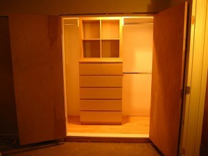 closets in topeka